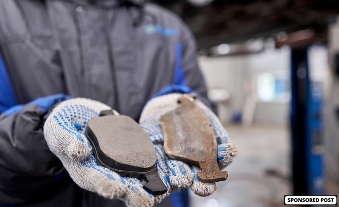 How much do brake pads cost? It depends.