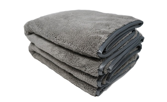 The Platinum Quick Dry Towel from CarCovers.com is one of the best car towels on the market.