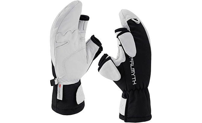 palmyth magnetic leather gloves