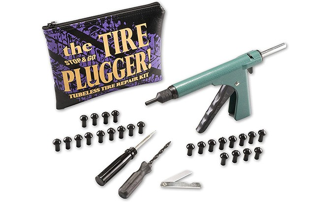 stop & go tire plugger