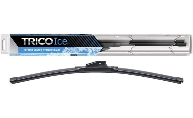 trico ice exterme weather winter wiper blade