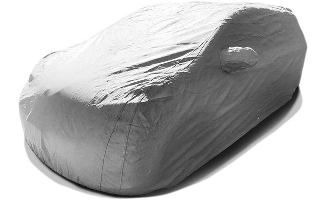 Take some pride in your ride, and protect it from the elements between uses with a minivan cover like the CarsCover Custom Fit Mini Van Cover.