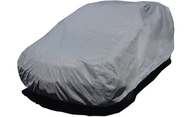While four layers may not offer extreme weather protection, the SavvyCraft 4-Layer Mini Van Cover is a good choice for indoor storage, or for outdoor storage in milder climates.