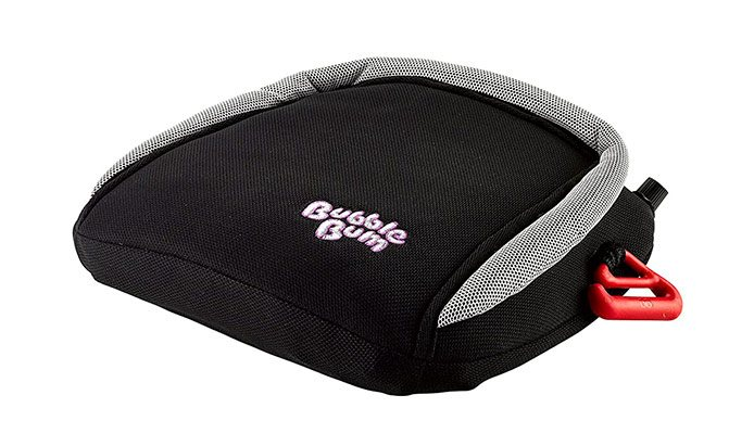 BubbleBum Inflatable Backless Booster Car Seat