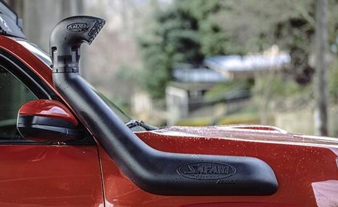 ARB Safari Snorkel for Toyota 4Runner