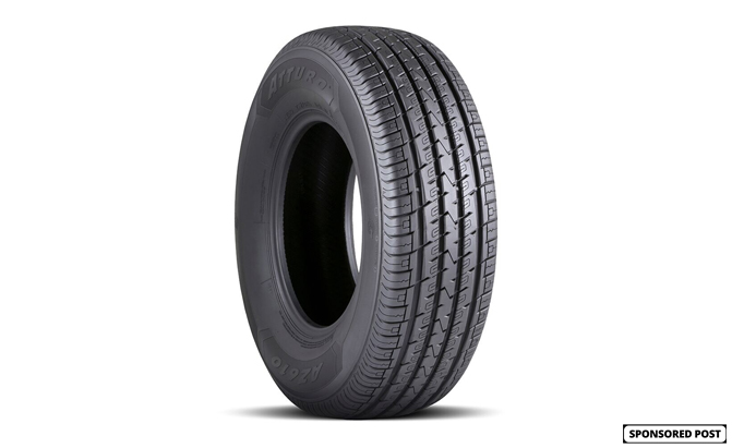 The Atturo AZ610 fits the bill as a reliable, dependable all-season touring tire.