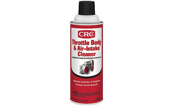 CRC Throttle Body & Air-Intake Cleaner