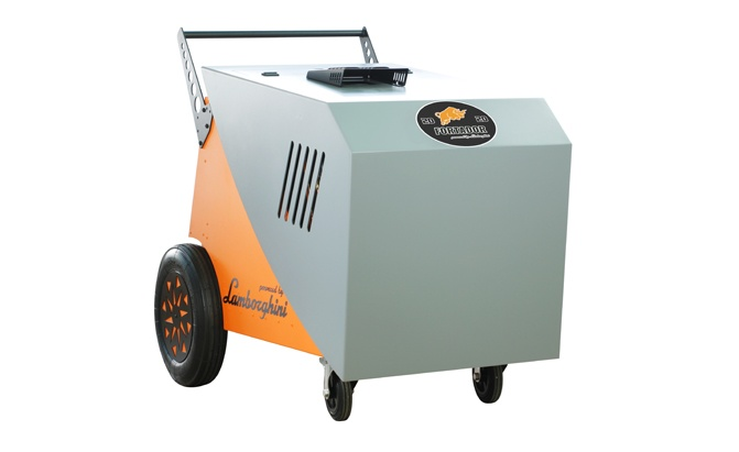 Steam car washing machines, like the Fortador Pro Plus can take your car detailing business to the next level.