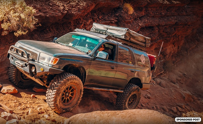 Here's how the MagnaFlow Overland Series can help you step up your overlanding game.