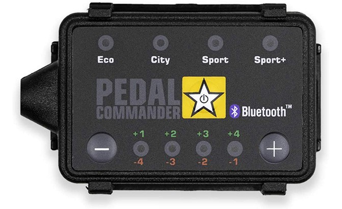 pedal commander performance tuner