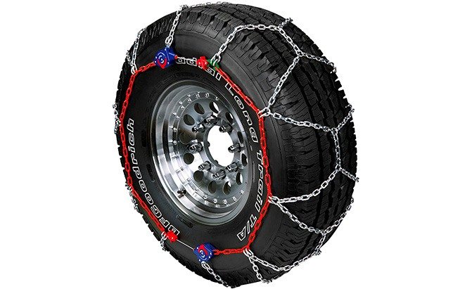 security chain peerless auto-trac tire traction chain