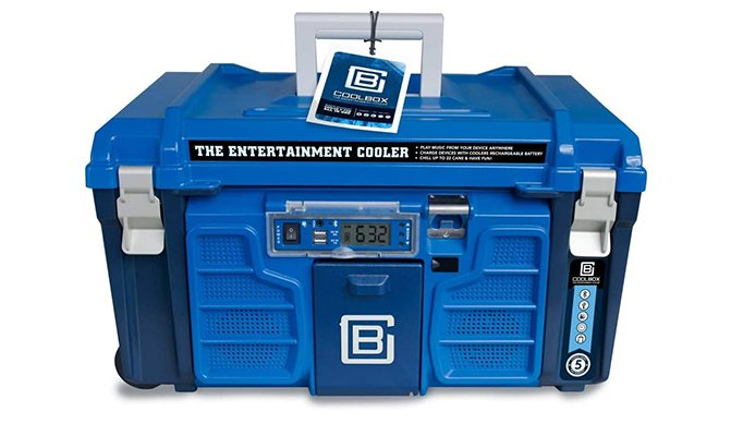 Coolbox- the Entertainment Cooler