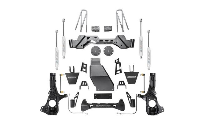 """Pro Comp 5.5"""" Stage I Lift Kit with ES9000 Twin Tube Shocks"""