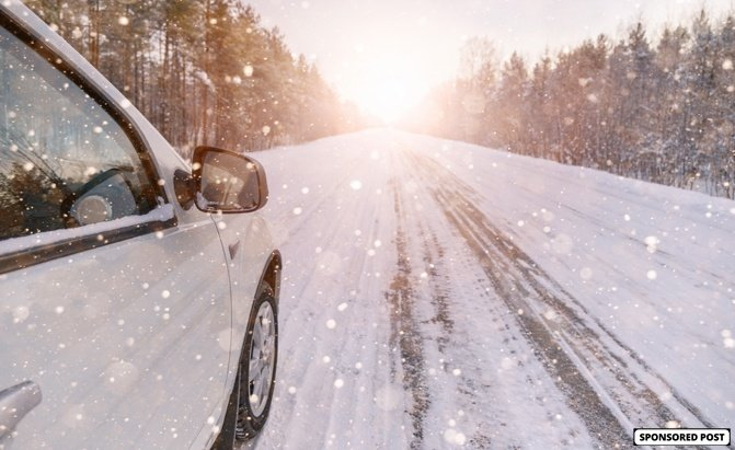 Winter driving tips from eBay