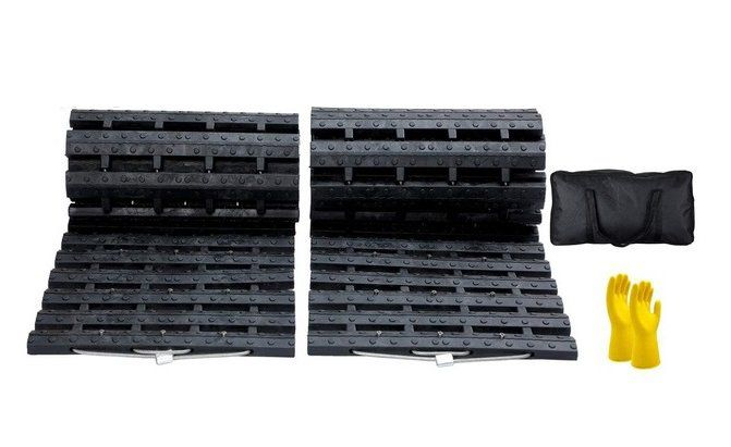 JOJOMARK Tire Traction Mats