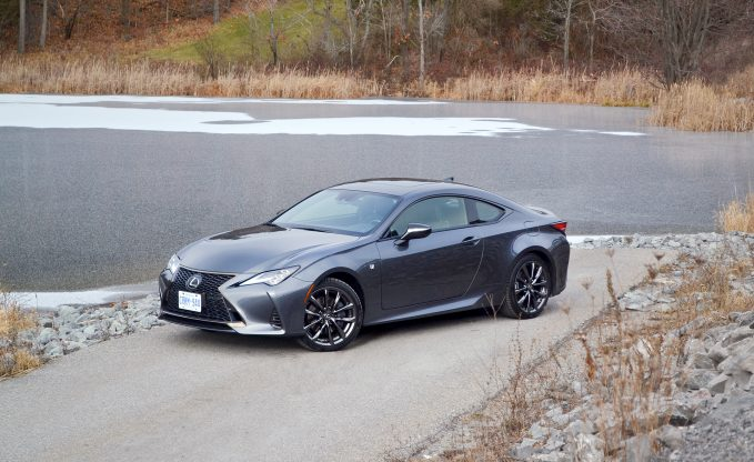 2021 Lexus RC 350 F Sport First Drive Review