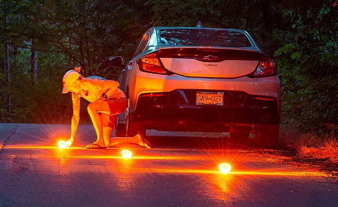 best road flares