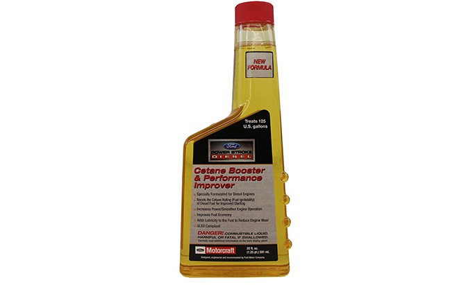 ford compliant cetane booster and performance improver