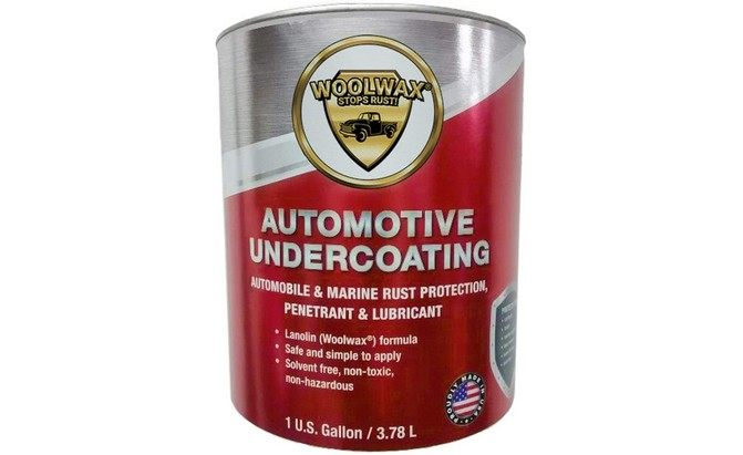 Woolwax Automotive Undercoating