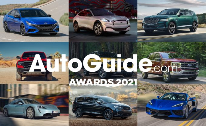2021 AutoGuide Awards 2021 banner