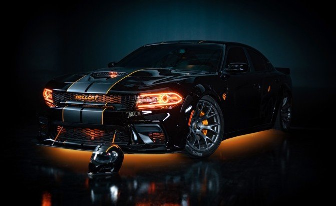Charger Hellcat Giveaway