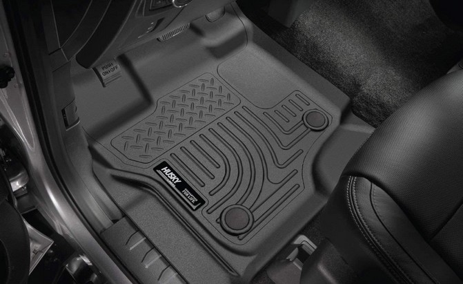 Husky Liners Weatherbeater Floor Mats for 2015-2020 Ford F-150
