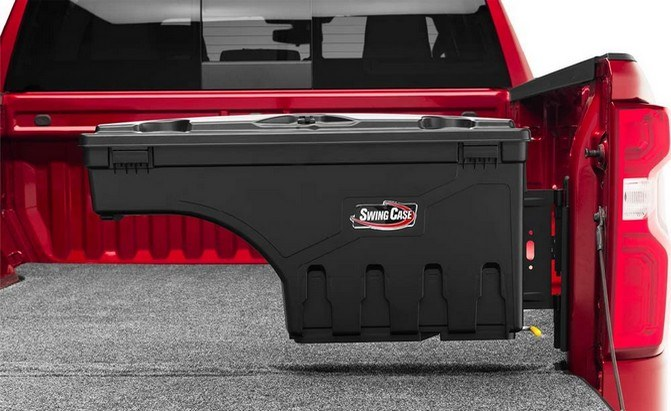 Undercover SwingCase for 2015-2020 Ford F-150