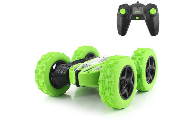 fisca 4wd monster truck rc stunt car