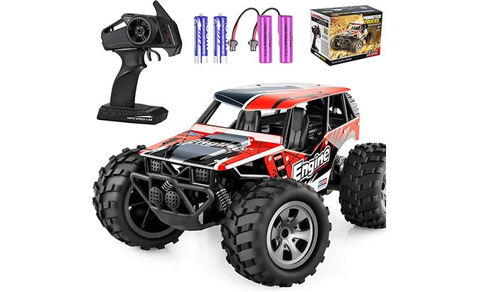 treywell rc cars off-road rc truck
