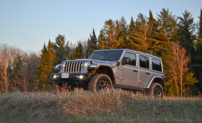 2021 Jeep Wrangler Rubicon 4xe First Drive Review