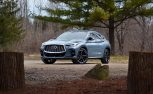 2021 Infiniti QX55 First Drive Review