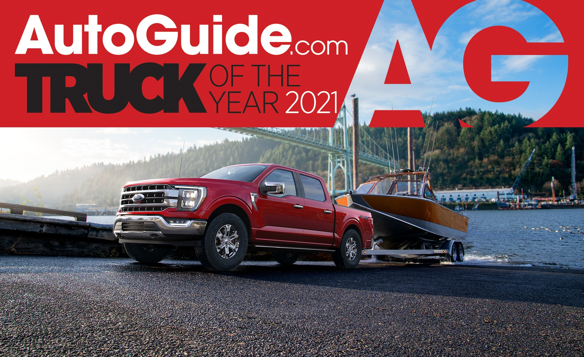 AutoGuide 2021 Truck of the Year Ford F-150