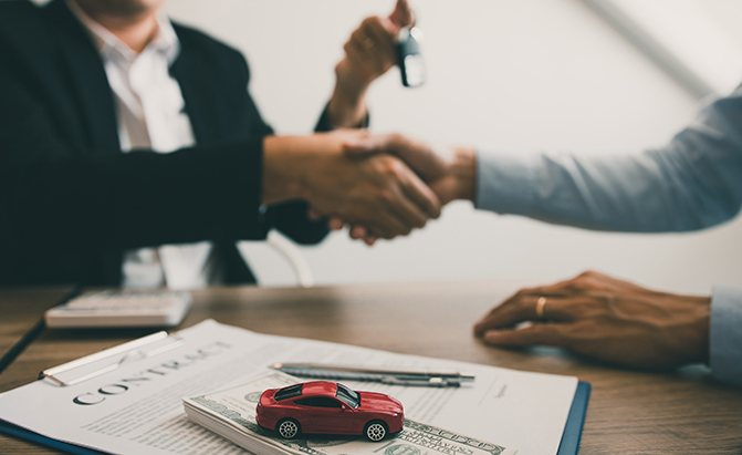 What is Financing a Car