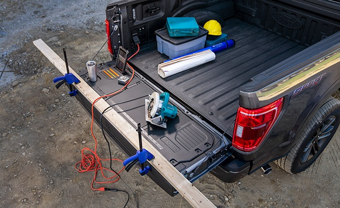 best ford f-150 accessories