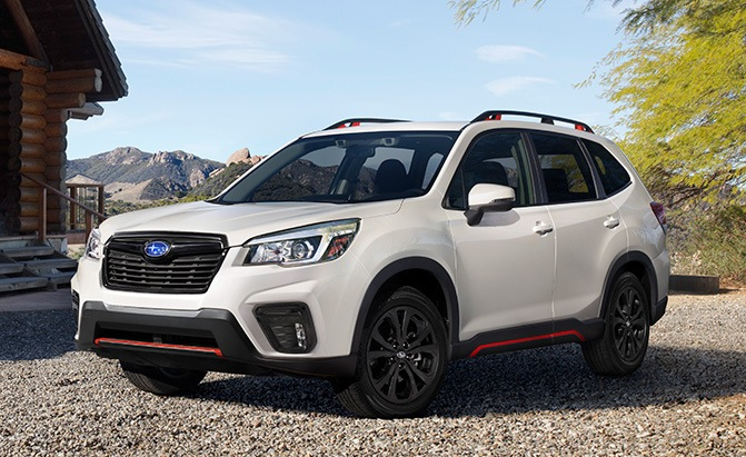 best subaru forester accessories