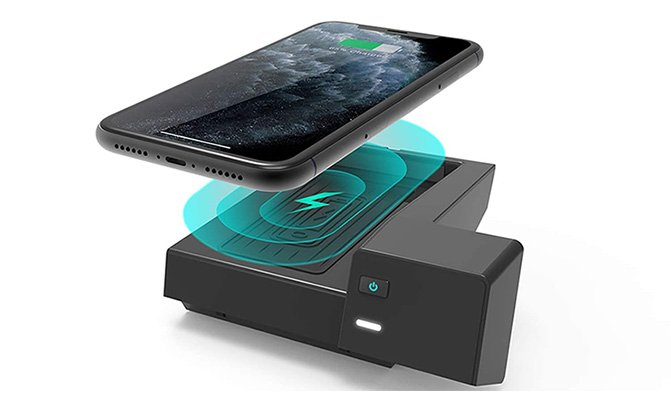 carqiwireless wireless car charger