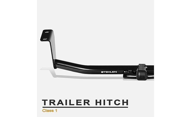 stehlen class 1 trailer tow hitch receiver toyota corolla