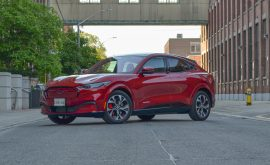 2021 Ford Mustang Mach-E First Edition Review