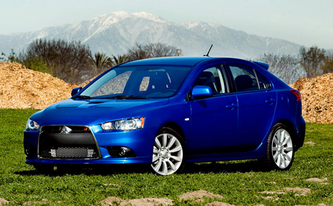 2009 Mitsubishi Lancer Sportback Ralliart Review Car Reviews