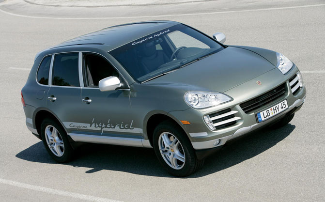 2011 Porsche Cayenne S Hybrid Prototype Review Car Reviews