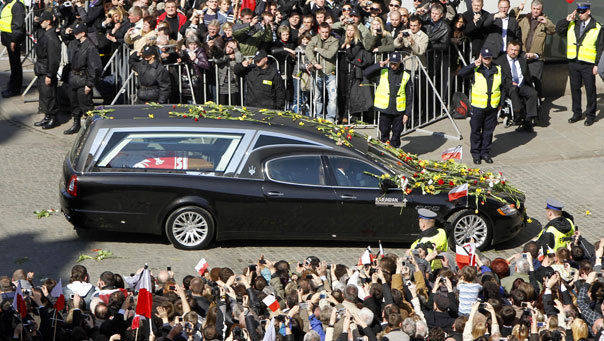 Maserati Hearse Ensure's Your Final Ride's a Stylish One