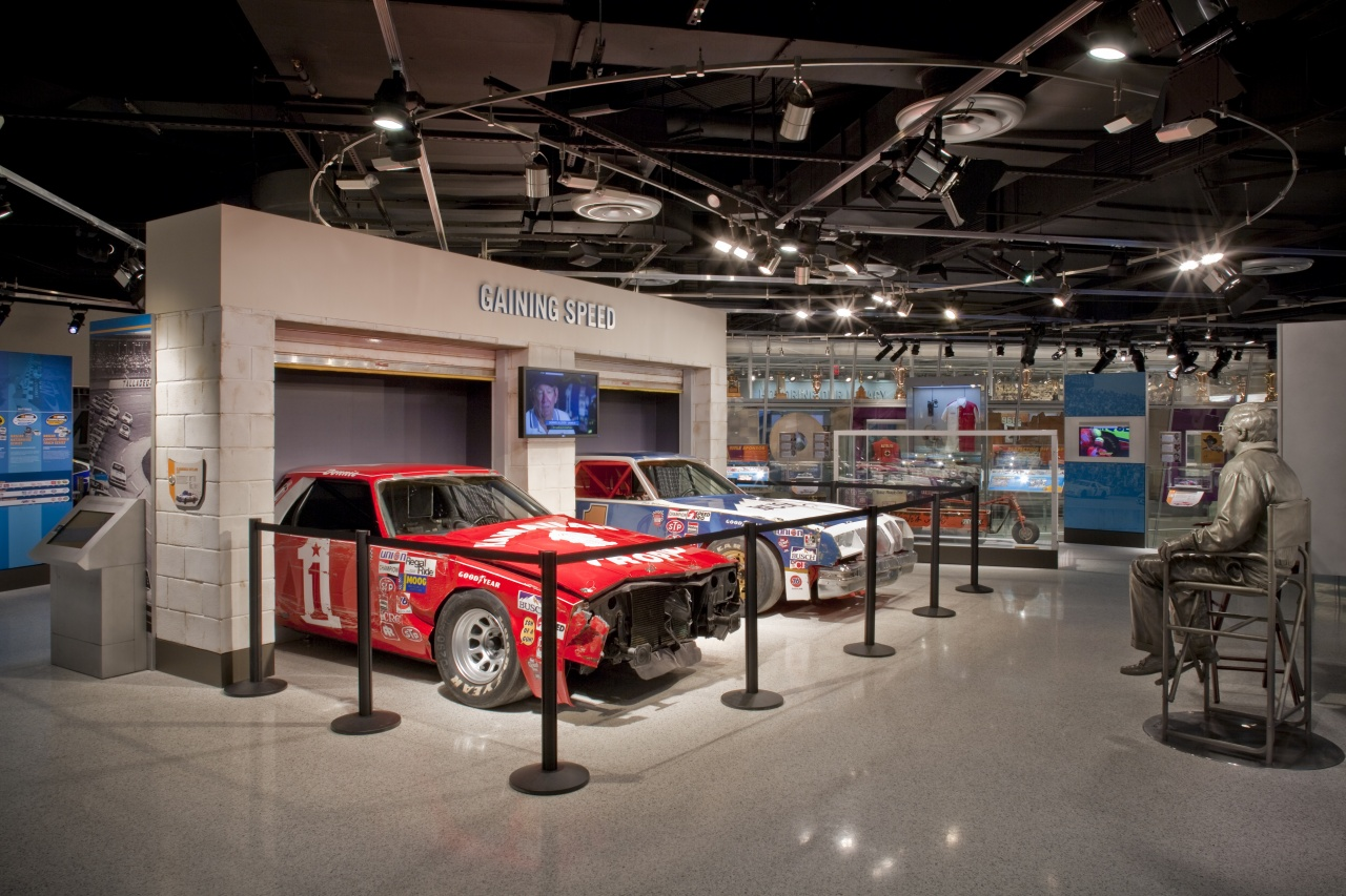 Nascar Hall Of Fame Autoguide Com