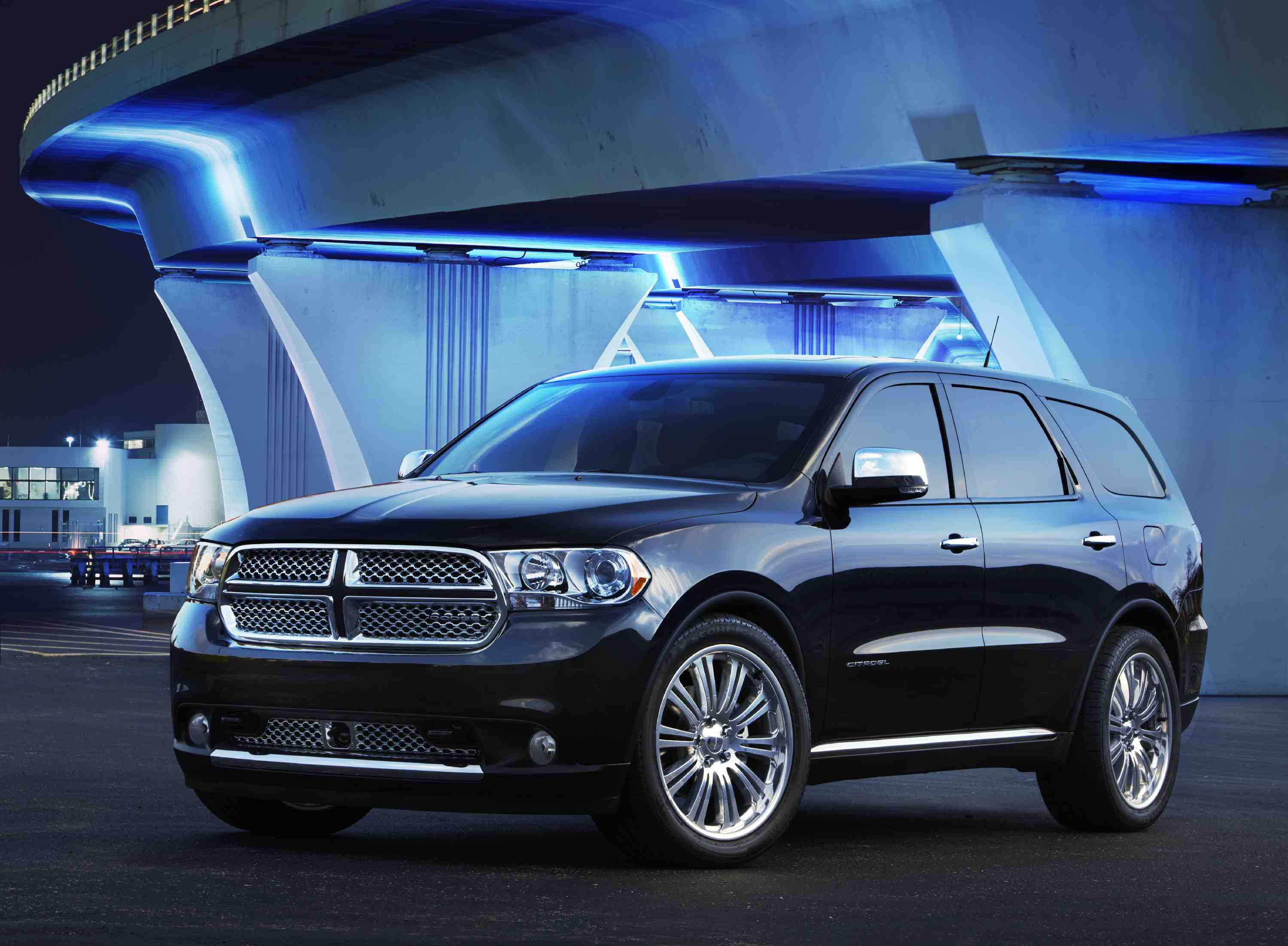 Mopar Introduces 2011 Dodge Durango Citadel Black Amp Tan