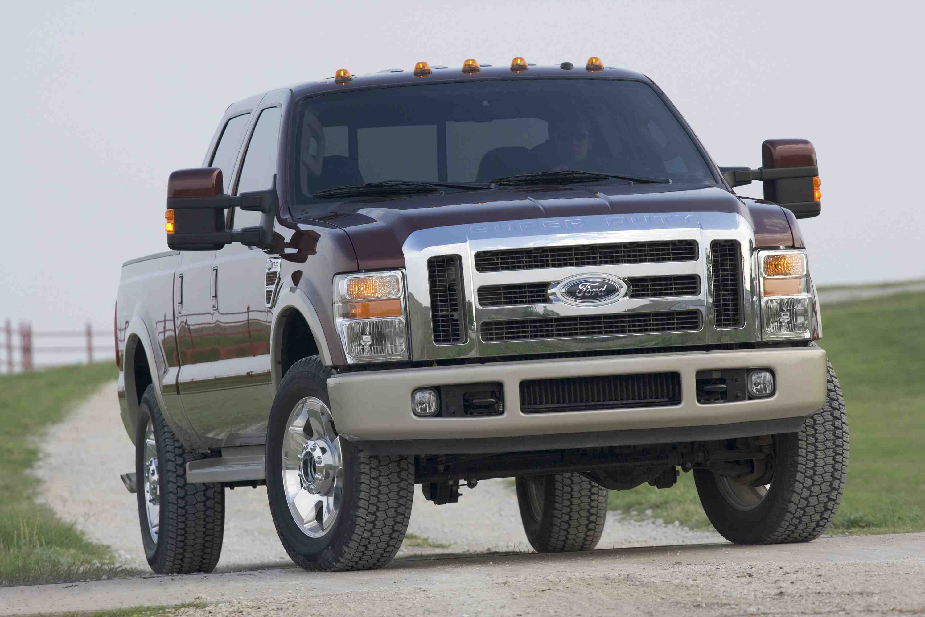 2008 ford f 250 super duty the 2008 ford f series super dutys bold new design visually emphasizes super dutys increased capability