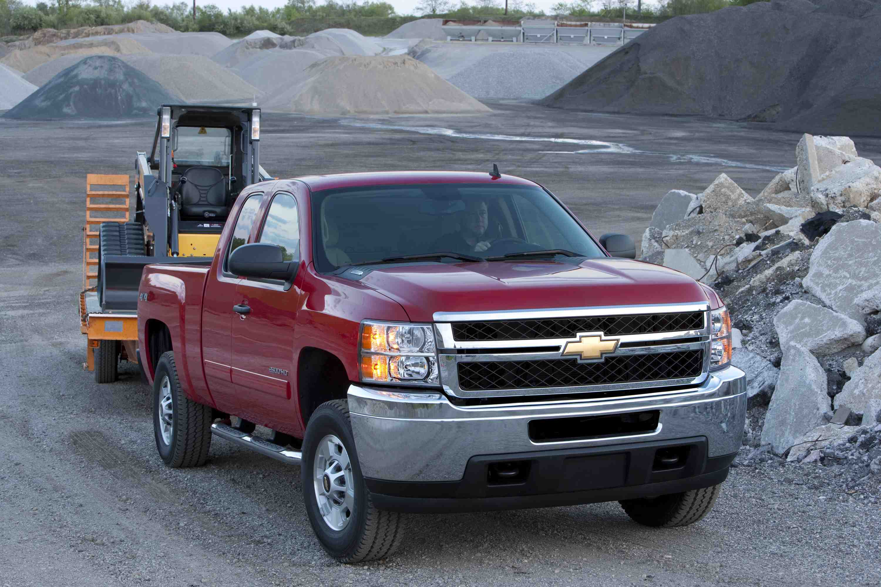 Model 2011 Chevrolet Silverado 2500 HD  AutoGuidecom News