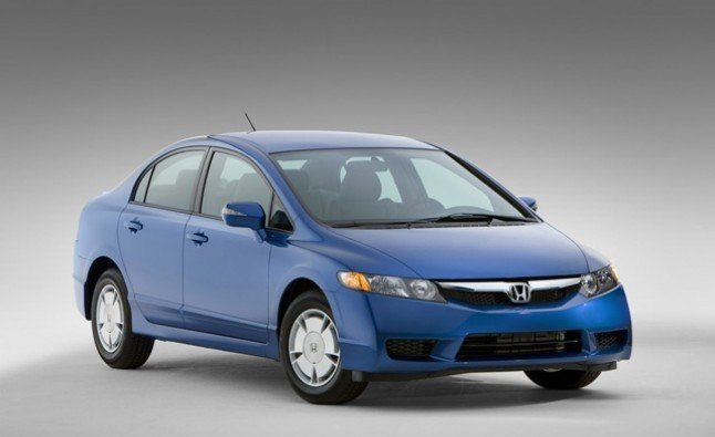 Consumer Reports Blasts Honda Civic Hybrid Reliability