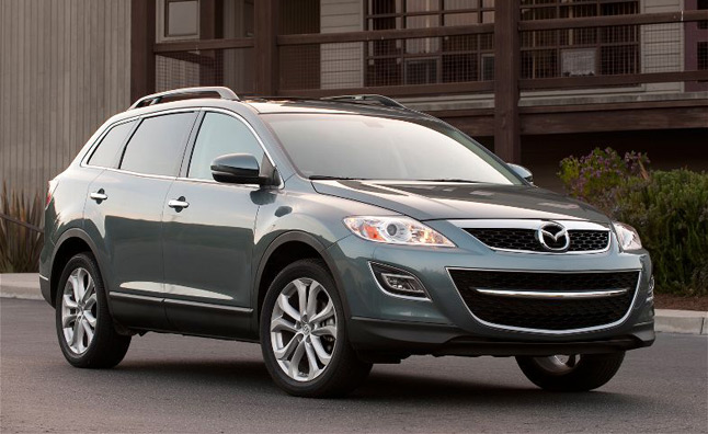 2014 mazda cx 9 to bow in late 2013 news. Black Bedroom Furniture Sets. Home Design Ideas