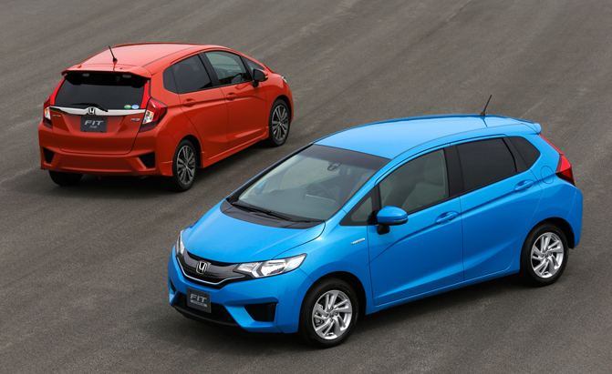 Wonderful 2015 Honda Fit Earns 5 Star Safety Rating