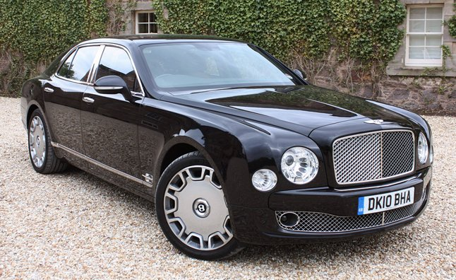 Average price for a bentley
