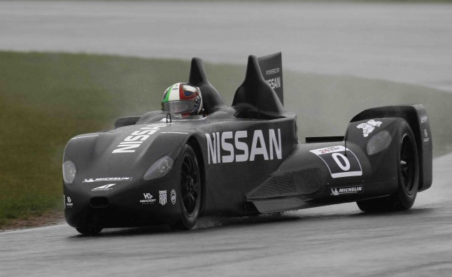 Nissan Official Site >> Nissan Powered DeltaWing Racer Begins European Testing Phase » AutoGuide.com News